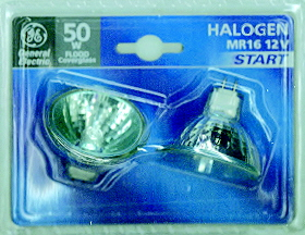 SPECIAL PURPOSE LIGHT BULBS (2)