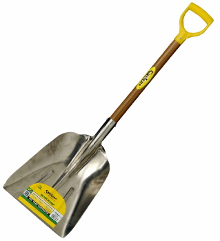 SQUARE POINT & SCOOP SHOVELS (15)