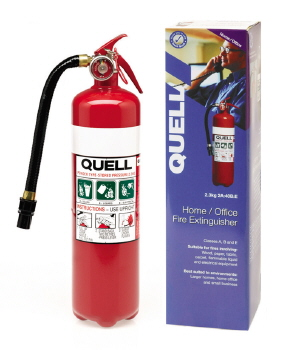 FIRE EXTINGUISHERS (7)