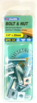CUP HEAD BOLTS &amp NUTS (47)